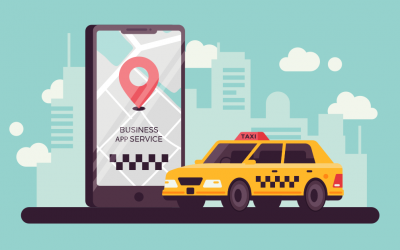 How to start your own Cab Business with a White Label Taxi App?