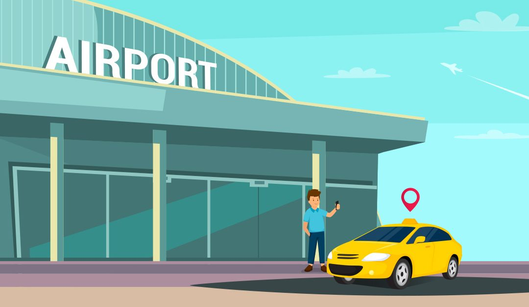 airport taxi dispatch system